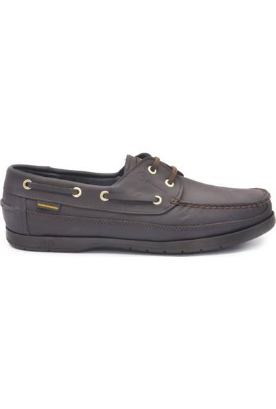 Mammamia D19KA-7500 Deri Erkek Günlük Ayakkabı
