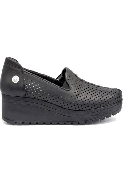 Mammamia D19YA-725 Deri Kadın Ayakkabı