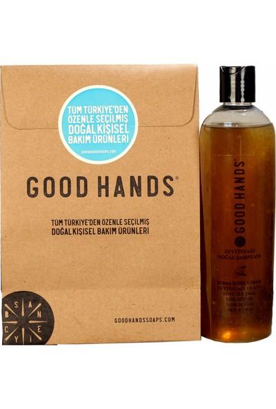 Good Hands Zeytinyağı Doğal Şampuanı 400 ml