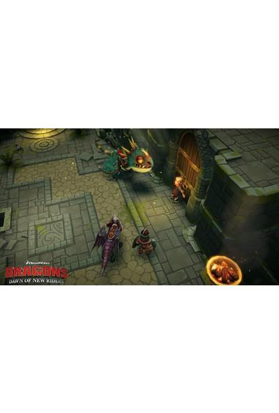 Dragons Dawn Of New Riders Nintendo Switch Oyun