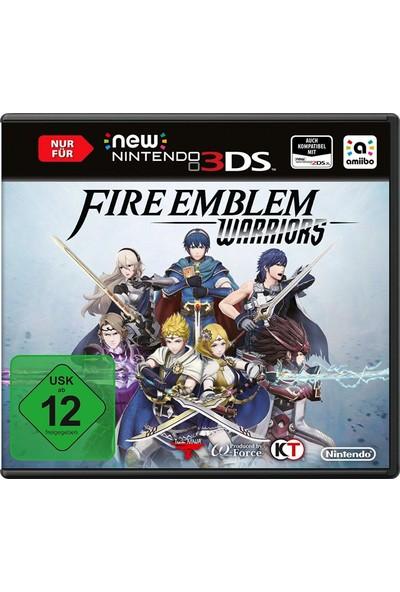 Fire Emblem Warriors Nintendo New 3DS Oyun
