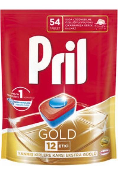 Pril Tablet Gold 54'lü*6