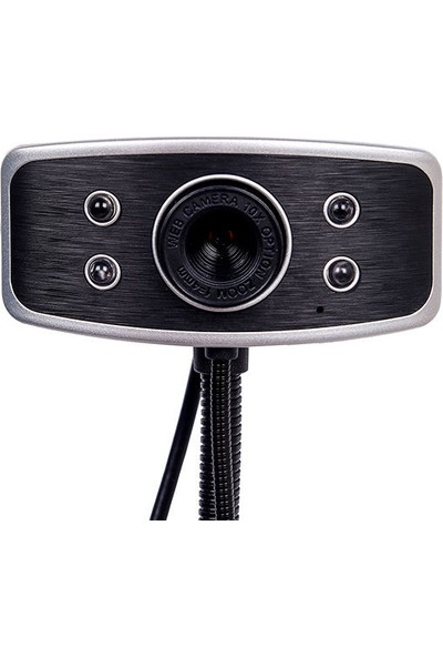Asonic AS-WC825 300K 480P USB Mikrofonlu Webcam