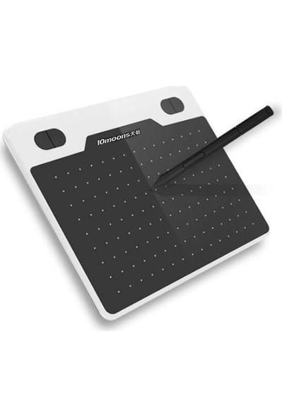 10moons T503 Android Uyumlu 8192 Seviye 233RPS Grafik Tablet