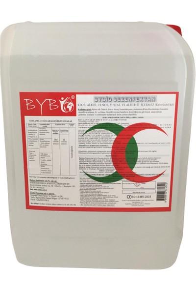Bybio Organik Konsantre Ev Oto ve Ortam Dezenfektanı 5 lt