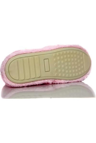 Modafrato Rp-Çinçila Kadın Panduf Ev Botu Ev Ayakkabısı