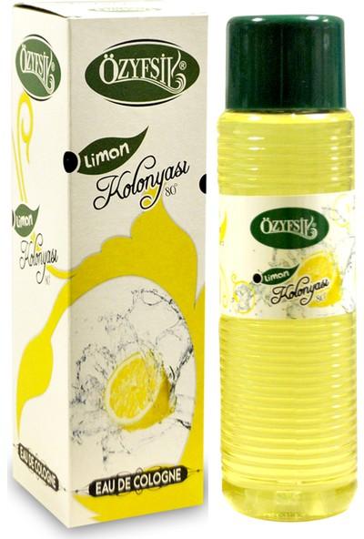 Özyeşil Limon Kolonyası 80°c 200 ml x12 Adet