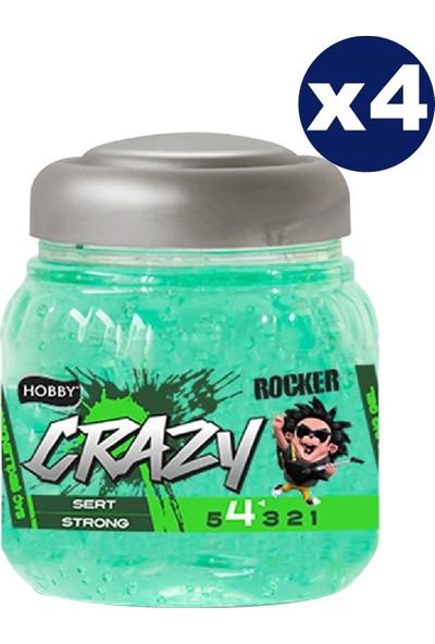 Hobby Crazy Jöle Sert 150 ml x 4 Adet