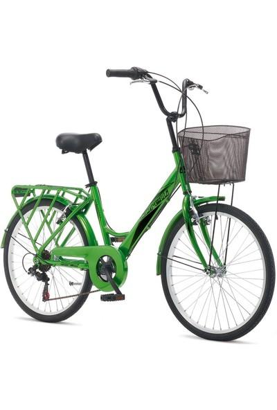 Corelli Squab Bayan Şehir Bisikleti V 24 Jant 6 Vites