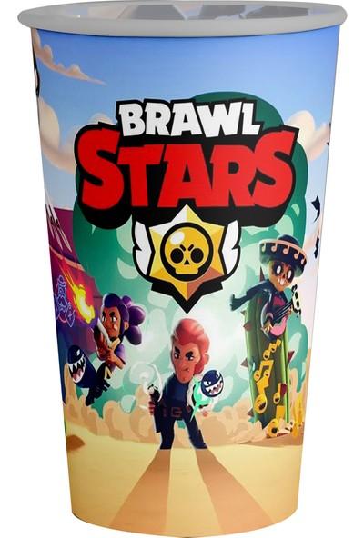Gazi Yalçın Brawl Stars Bardak 2'li Paket