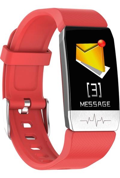 Bakeey T1 IP67 Akıllı Bileklik Android ve iPhone Uyumlu (Yurt Dışından)