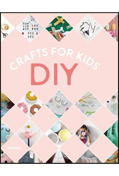 Dıy. Crafts For Kids (Çocuklar Için El Sanatı)