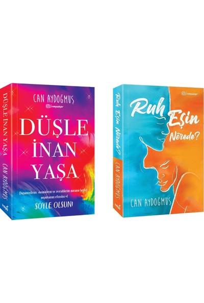 Düşle Inan Yaşa - Ruh Eşin Nerede 2 Kitap Set