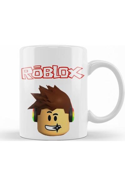 Baskı Dükkanı Roblox Kupa Bardak Porselen