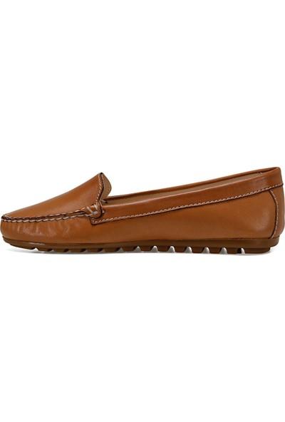 Nine West Cathı Taba Kadın Loafer Ayakkabı