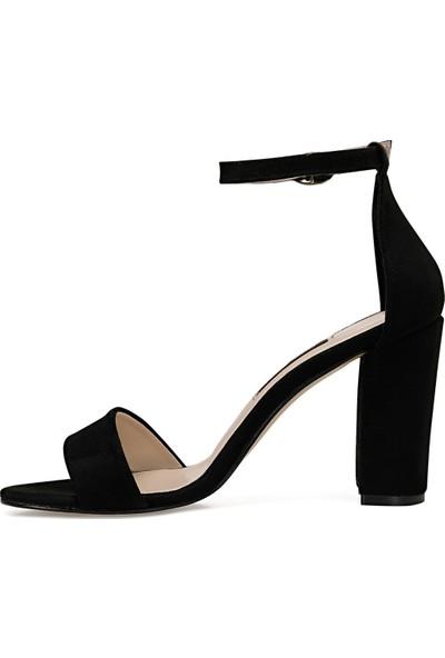 Nine West Calvı2 Siyah Kadın Sandalet
