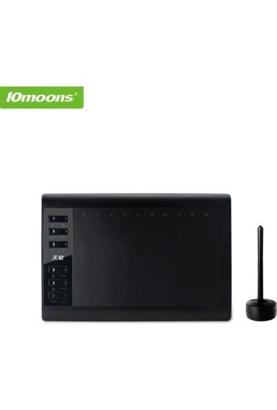 """Buyfun G10 10 x 6"""" Grafik Çizim Tablet 8192 Seviyeleri Dijital (Yurt Dışından)"""