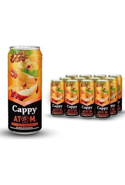 Cappy Atom Ballı Karışık Mevye Nektarı 330 ml x 12