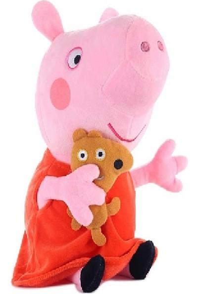 Peppa Pig Peluş Oyuncak 25 cm Domuz