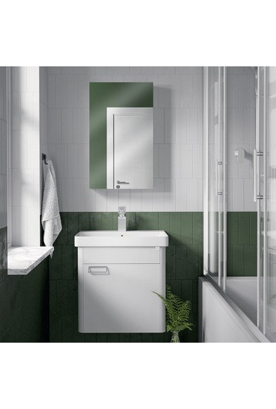 Lavella Peko 55 cm Banyo Dolabı