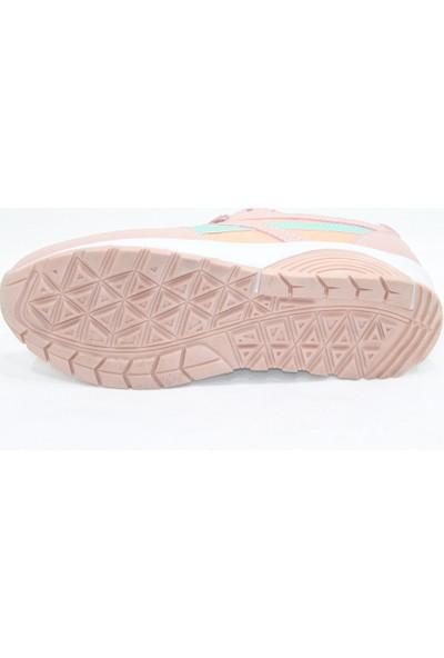 Texin Pembe Paraşüt Spor Ayakkabı