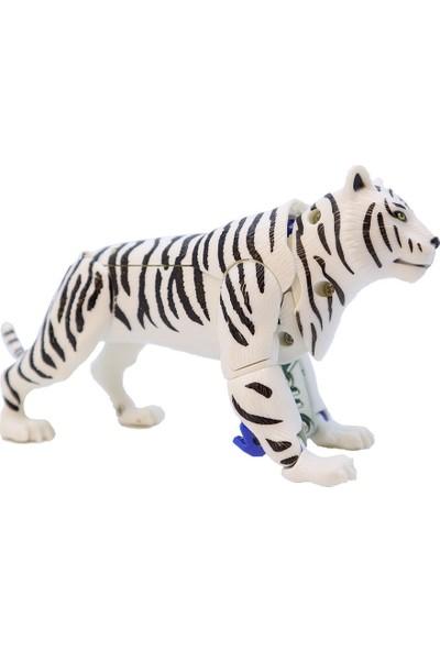 Mega Dönüşen Robo-Hayvanlar Kaplan
