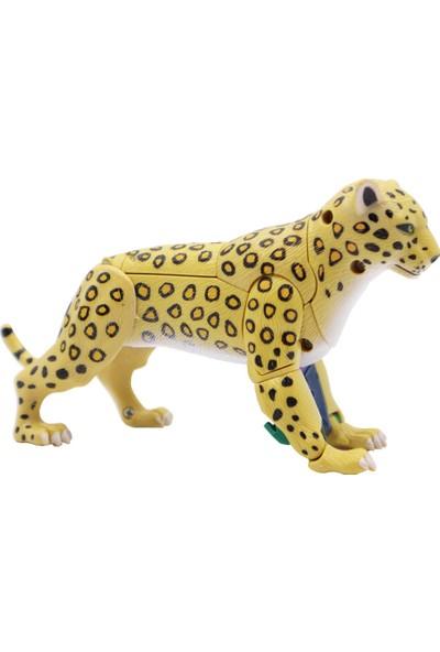 Mega Dönüşen Robo-Hayvanlar Çita