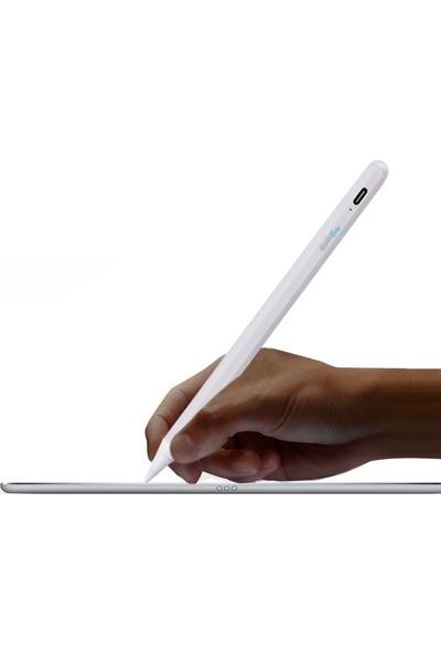 Dodobees K11 Yeni Apple iPad ve iPad Pro Manyetik Kapasitif Stylus Kalem