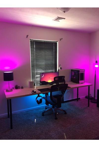 Cata LED Ampul Uzaktan Kumandalı Renk Değiştirebilen Rgb 9W E27 Duylu