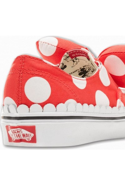 Vans Authentic Gore (Disney) Minnie's Bow Kız Çocuk Sneaker
