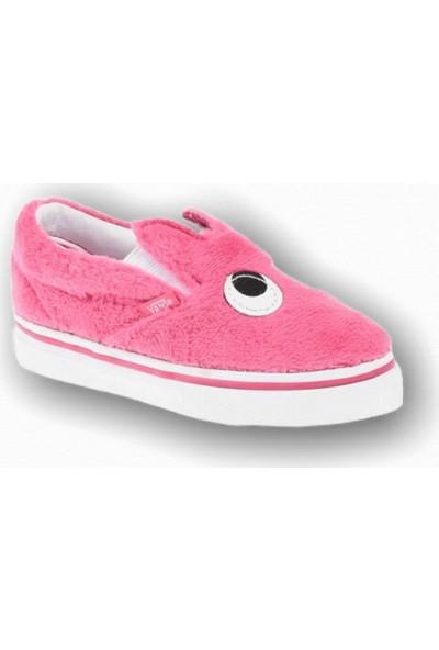 Vans Slip-On Friend Party Fur Kız Çocuk Sneaker