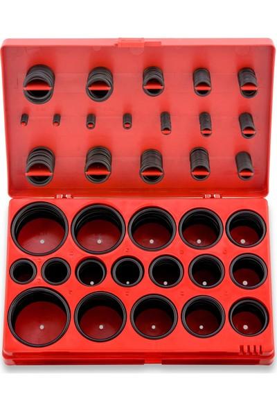 Turkuaz Oring Seti Kit Nitril Nbr 70 Inç Box Inch 407 Adet O Ring 32 Ölçü