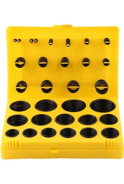 Turkuaz Oring Seti (Kit) Nitril Nbr 70 Metrik Box 404 Adet O Ring 30 Ölçü