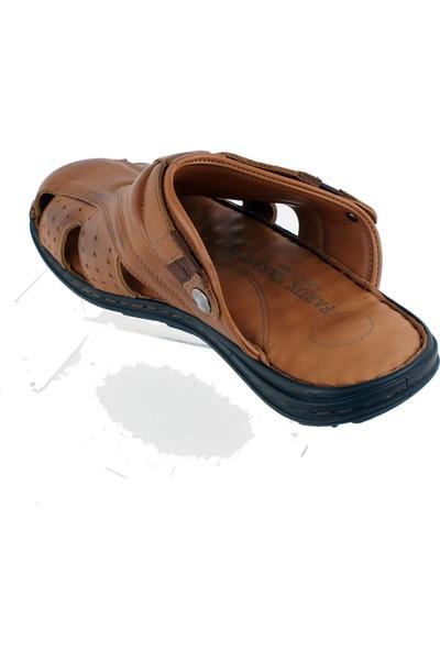 Faruk Karar 2007 Deri Erkek Sandalet