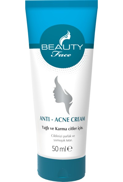 Beauty Face Acne Kremi 50 ml