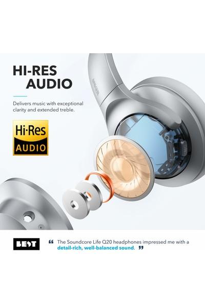 Anker Soundcore Life Q20 Kablosuz Kulaklık (Yurt Dışından)