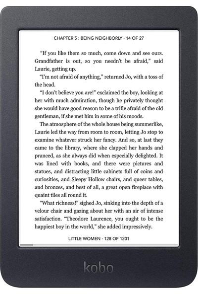 Kobo Nia E-Kitap Okuma Cihazı - Siyah