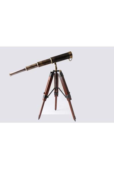 CLK Teleskop Tripotlu Nostaljik SKY178