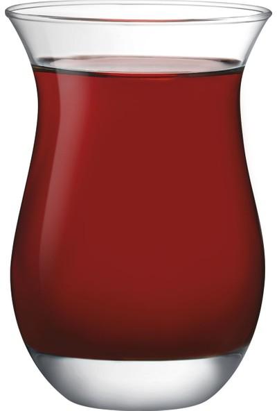 Clarette 6'lı Çay Bardağı 168 ml