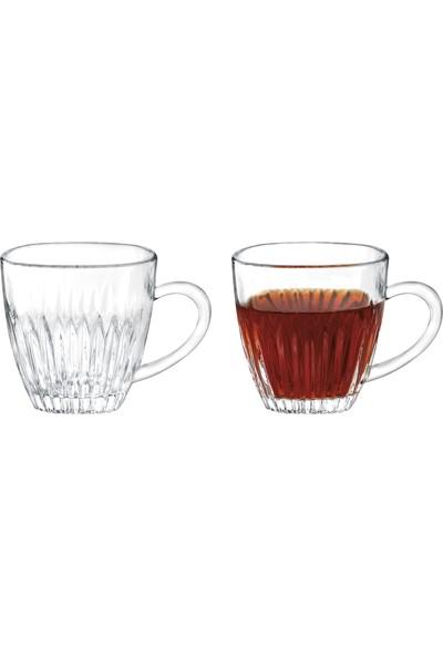 Madame Coco Cavalier 4'lü Çay Fincanı