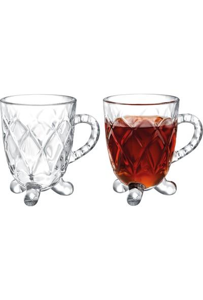 Madame Coco Taylar 4'lü Çay Fincanı