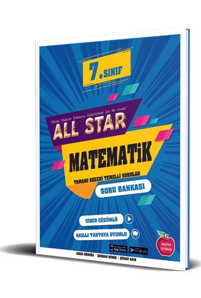 Newton Yayınları 7.Sınıf All Star Matematik Soru Bankası