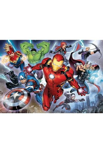 Trefl Disney Marvel The Avengers 200 Parça Yapboz