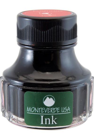 Monteverde Mürekkep Serisi 90 ml Love Red G308LR