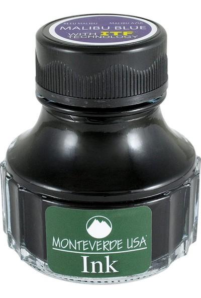 Monteverde Mürekkep Serisi 90 ml Mavi G308BU