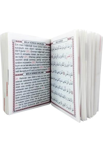 Haktan Yayınları Eflatun Yasin-I Şerif Kitabı 128 Sayfa Yıldız