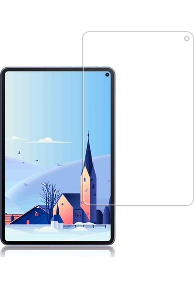 "Case Street Huawei MatePad Pro 10.8"" Nano Glass Ekran Koruyucu Şeffaf"