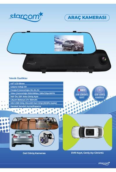 Starcom Araç Kamerası