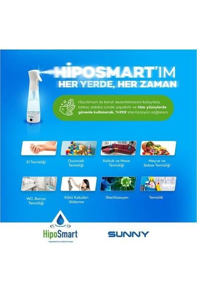 Sunny Hiposmart Hp5 Dzf 01 Dezenfekte Makinesi Beyaz