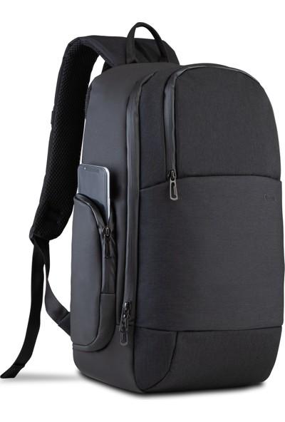 "Classone BP-IT800 Parma 15.6"" Notebook Sırt Çantası Siyah"